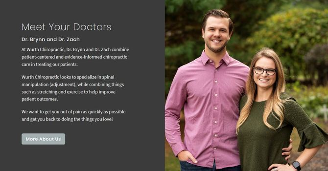 Start Up Story (Wurth Chiropractic) image
