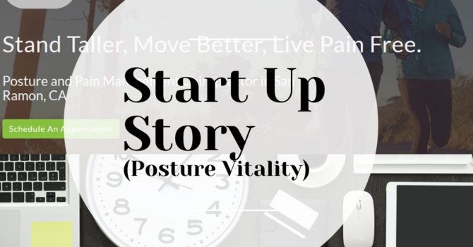 Start Up Story (Posture Vitality) image