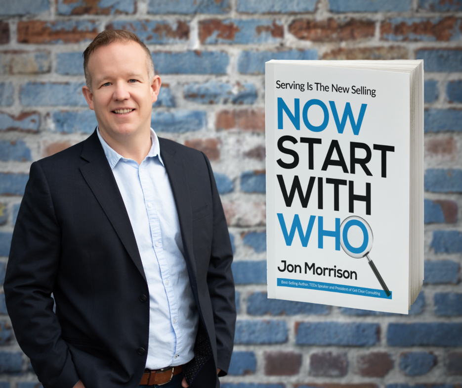 Jon Morrison - Now Start With Who